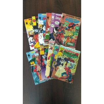 Kolekcja Spider-man 93