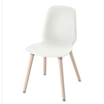 Krzesło Leifarne Ikea. Nowe kolor biały.