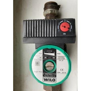 Pompa obiegowa Wilo Star-E25/1-5 do CO