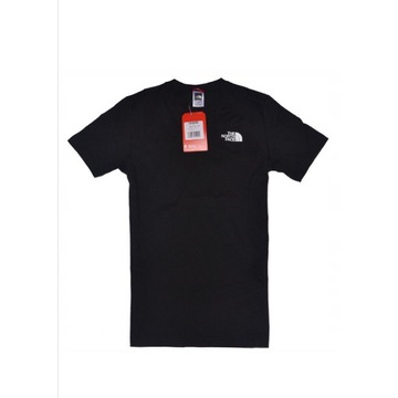 THE NORTH FACE Nowy Oryginalny T-Shirt XS