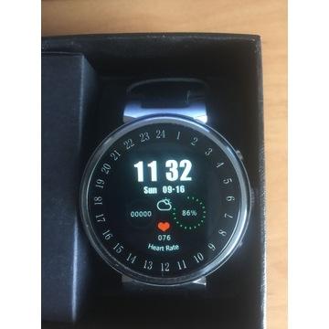 Wszystkomający smartwatch Garett Expert 7 srebrny