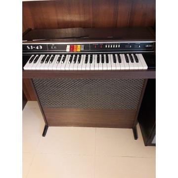 Keyboard EKO SJ-49 1978r