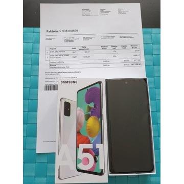 Samsung Galaxy A51 biały