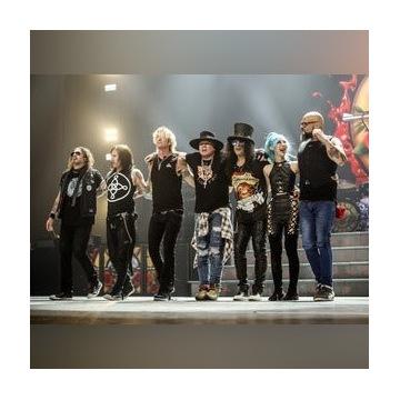 Bilety na Guns N' Roses