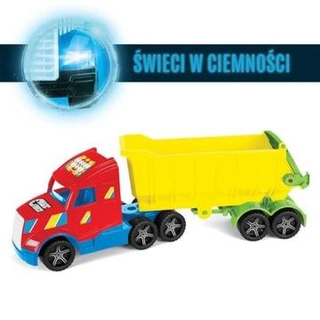 Magic Truck Basic Wywrotka XXL Wielkie Auto Wader