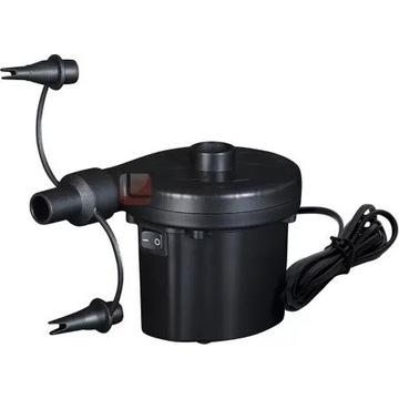 Pompka elektryczna samochodowa wtyczka 3 dysze 12V