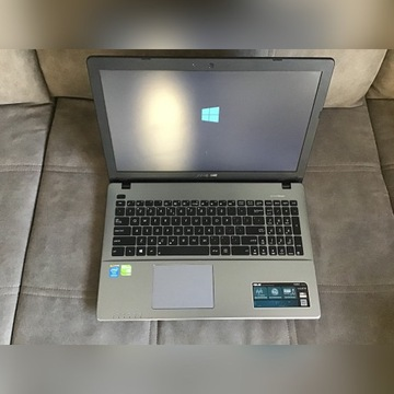 Hp probook 4540s i Asus X550C oba z ssd256 gratisy