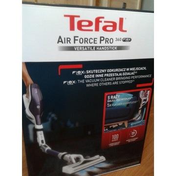 Bezprzewodowy odkurzacz Tefal - Air Force 360 Flex