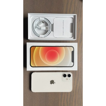 iPhone 12 mini 128GB biały