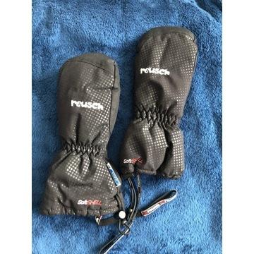 rękawice narciarskie zimowe Reusch Maxi 6/7 lat