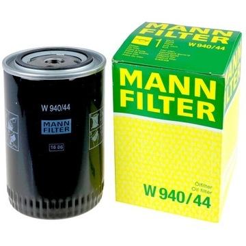 Filtr Mann W940/44 Do Audi VW Volvo Diesel