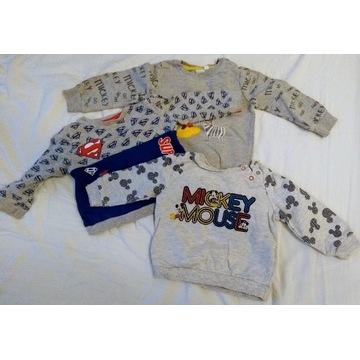 #2 bluzy dziecięce #74