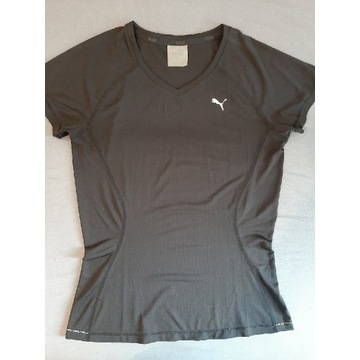 PUMA czarna koszulka DRY CELL sportowa