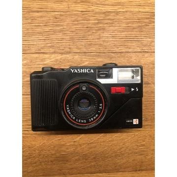 Yashica MF-3 Super aparat analogowy fotograficzny