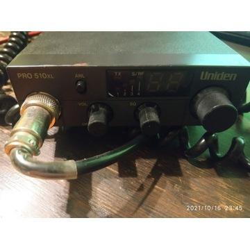 Radio CB Uniden 510XL PRO