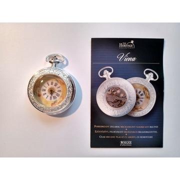 Vienna zegarek kieszonkowy kolekcjonerski