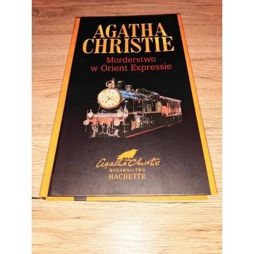 AGATHA CHRISTIE Morderstwo z Orient Expressie