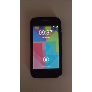 Dwa smartfony Goclever Quantum 2 400 + LG L1 II