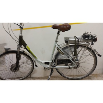Elektryczny rower Gazelle
