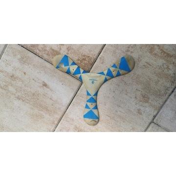 Bumerang miękki Tribord dla osób praworęcznych