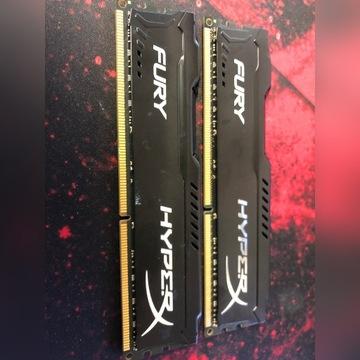 HyperX, DDR3, 8 GB,1866MHz, CL10 (HX318C10FB/8)