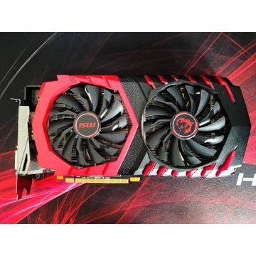 AMD Radeon RX 580 8GB MSI Gaming X OC