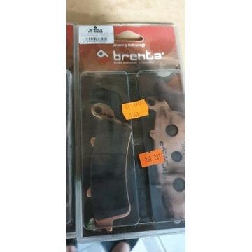 BRENTA 4023B Klocki hamulcowe vtx1800 NT700 GL1800