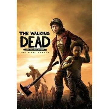 The Walking Dead:The Final Season Steam KOD+GRATIS