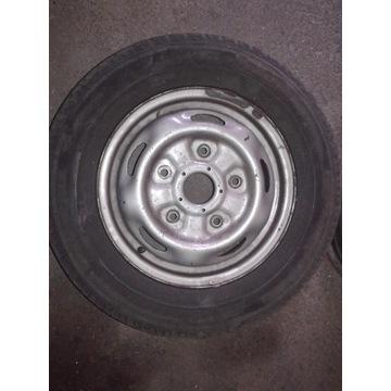 "Felgi opony Ford Focus 14"" 185/65/14 lato zima"