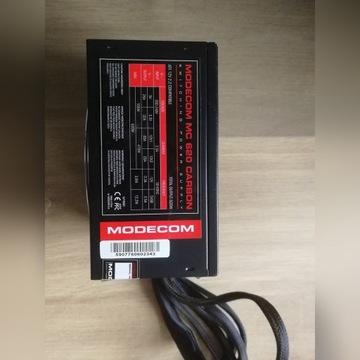 Zasiacz ModeCom Carbon 620W cichy