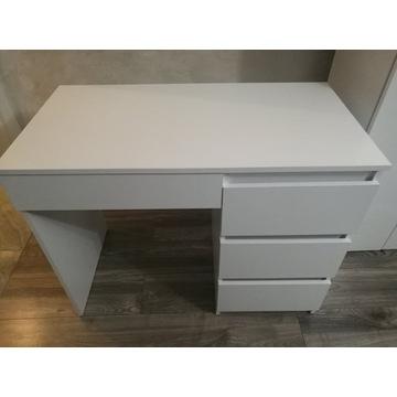 biurko dziecięce białe