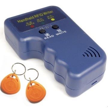 kopiarka czytnik RFID programator 2x brelok 125KHZ