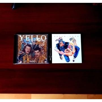 Plyty CD Yello