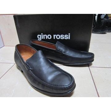 Mokasyny, półbuty Gino Rossi R 44, NOWE !!!