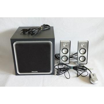 Philips SPA-9300/00_ Głośniki multimedialne 2.1