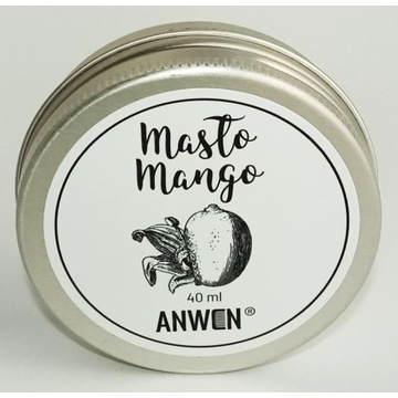 Masło Mango Anwen