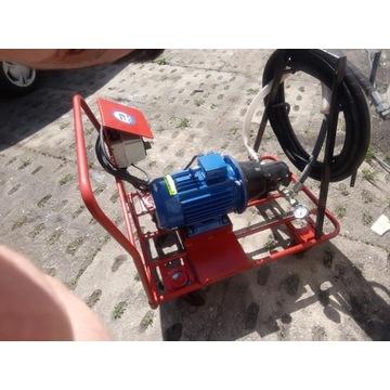 Pompa hydrauliczna PZ3-32/16 z silnikiem 7.5 kW