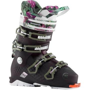 Buty skiturowe DAMSKIE prawie NOWE, roz 24.5