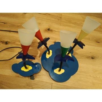 Lampa i kinkiet do pokoju dziecięcego