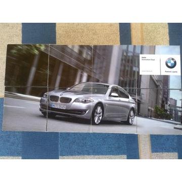 gadżet kostka BMW