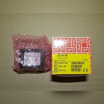 ECA 80 moduł wyjść przekaźnikowych 087B1150