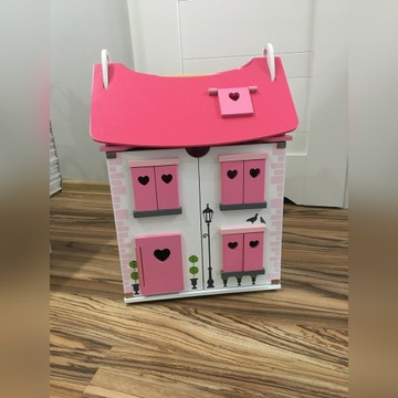 Domek drewniany dla lalek Janod