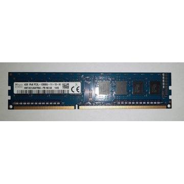 Pamięć Ram DDR3 Hynix 1600MHz 4GB