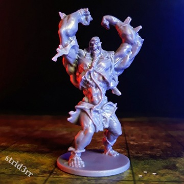 Abominacja zombie - Figurka Dungeons & Dragons