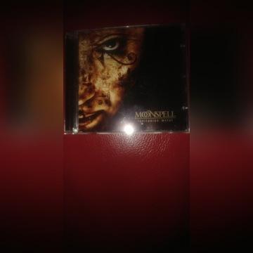 Płyta CD Moonspell Lusitanian Metal