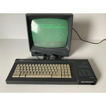 Komputer Amstrad CPC 6128 z monitorem sprawny!!!