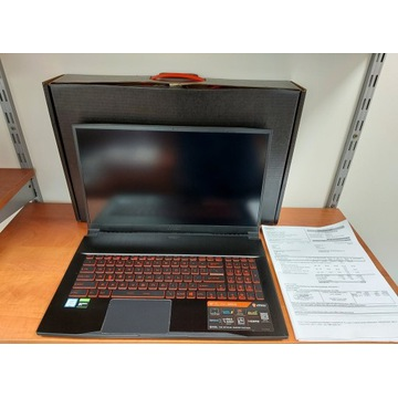 Laptop MSI GF75Thin 9RCX-420PL i5-9300H/ Gwarancja