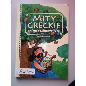 Mity greckie Baśnie starożytnych