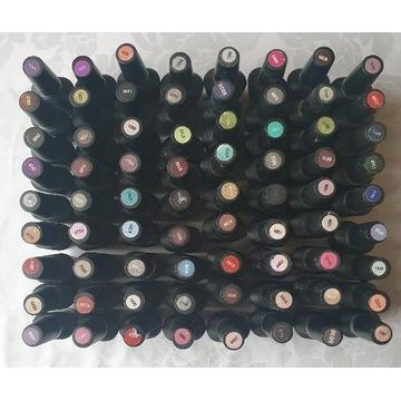 72 żele kolorowe, lakiery hybrydowe, Cuccio Veneer