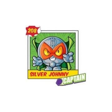 Super Zings Silver Johnny Seria 3